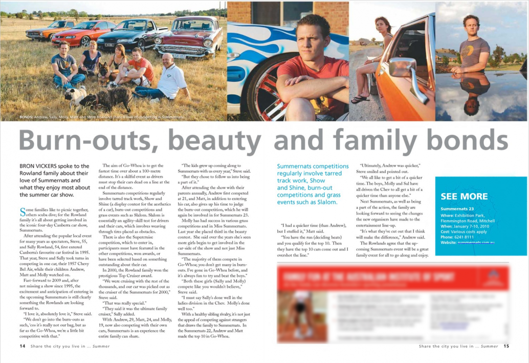 See Canberra Magazine